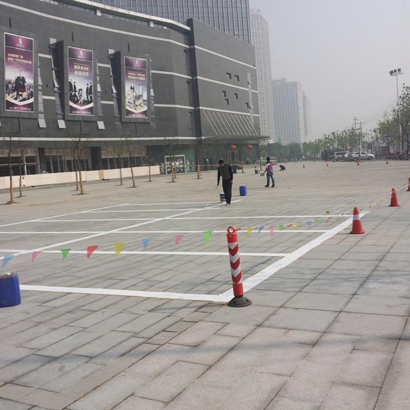 丰惠广场车库施工工程